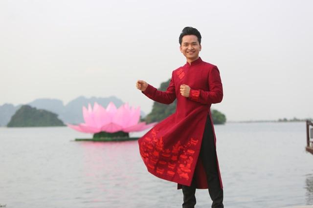 MC Hạnh Phúc cùng 100 nghệ sĩ quốc tế trình diễn trước hàng vạn khán giả - 8