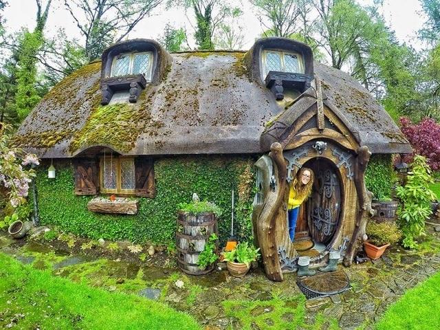 """Khi những ngôi nhà bình thường bỗng hóa """"tiên cảnh"""" nhờ cây xanh - 7"""