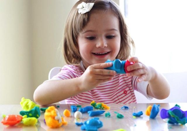 Những hoạt động thú vị cha mẹ có thể làm cùng bé tuổi mẫu giáo - 1