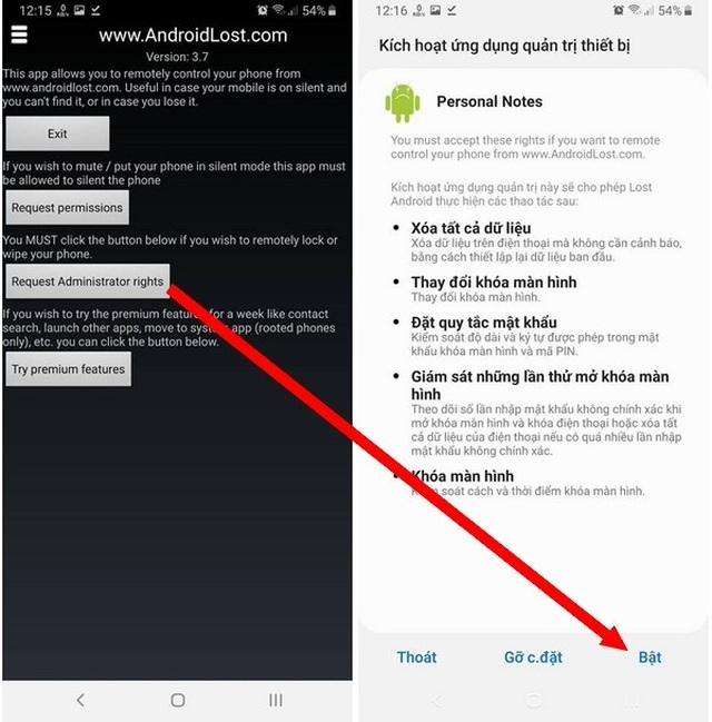 Tuyệt chiêu giúp chống trộm và tìm lại smartphone nếu không may bị mất cắp - 3