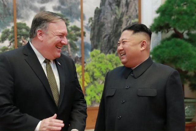 Mỹ dịu giọng với Triều Tiên sau hai vụ phóng tên lửa liên tiếp - 1