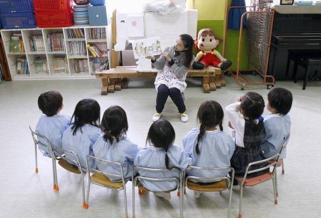 Nhật Bản thực hiện miễn học phí cho giáo dục mầm non - 1