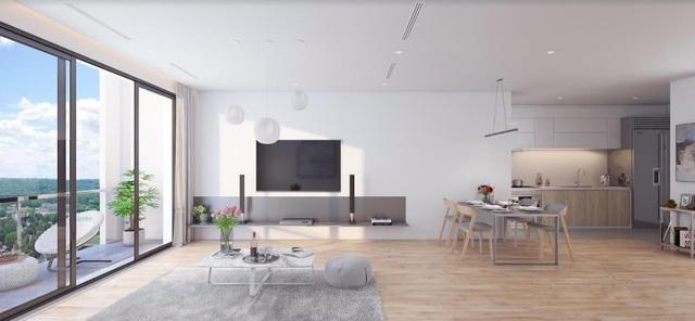 Nhiều nhà đầu tư chờ ngày mở bán chung cư cao cấp The Zei - 2