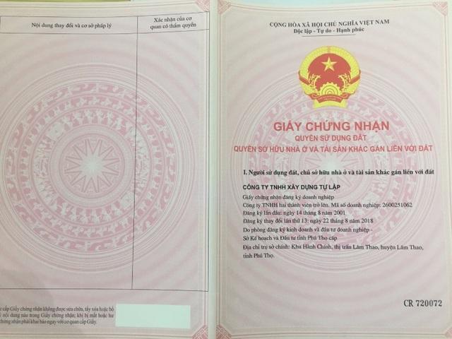 Khu đô thị và Thương mại Việt Trì hút khách mua nhà bằng sổ đỏ trao tay - 2