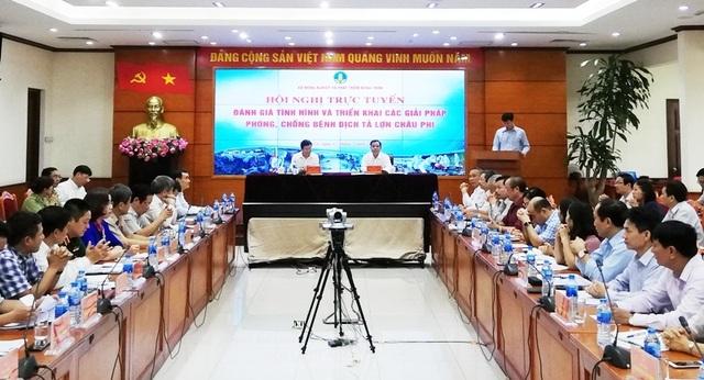 Phó Thủ tướng: Chấn chỉnh tình trạng lơ là việc chống dịch tả lợn châu Phi - 1