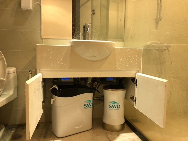 Máy lọc nước tổng sinh hoạt SWD công nghệ hàng đầu Nhật Bản: uống nước trực tiếp từ tất cả các vòi trong nhà - 2