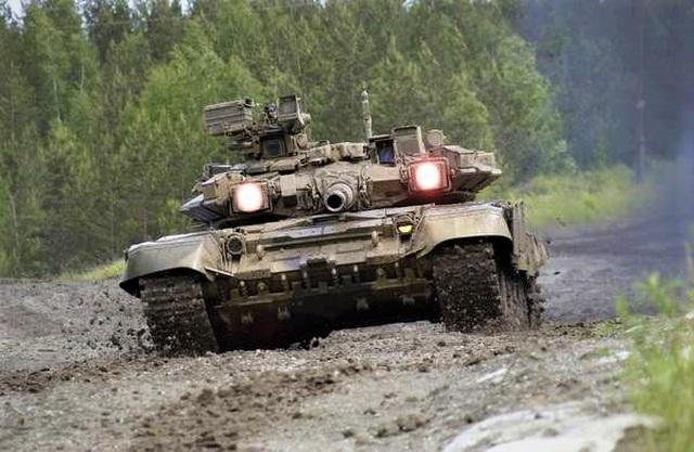 T-90 - Dòng tăng chủ lực danh tiếng của Nga - 1