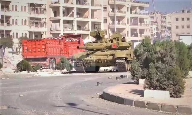 T-90 - Dòng tăng chủ lực danh tiếng của Nga - 3