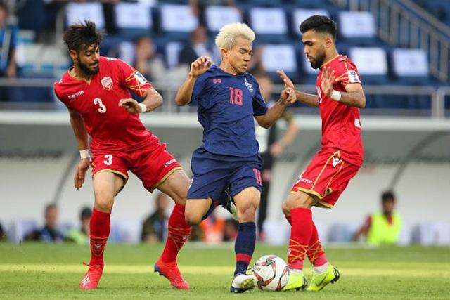 Đội tuyển Thái Lan có thể mất ngôi sao số 1 ở trận gặp Việt Nam - 1