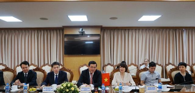 Việt Nam: Ký kết biên bản ghi nhớ thúc đẩy quan hệ hợp tác về đào tạo ngoại ngữ - 2