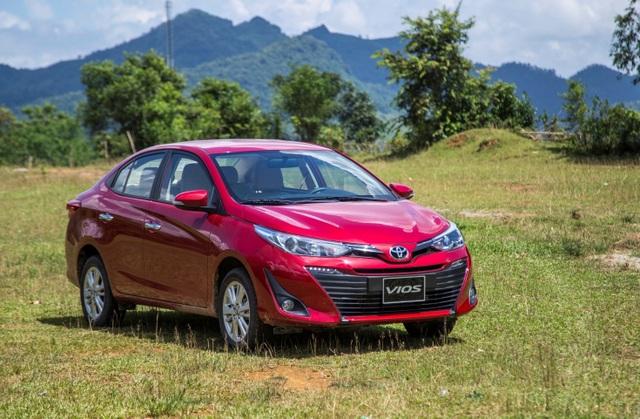 Toyota tặng quà hấp dẫn nhất trong năm cho khách hàng mua xe Vios 2019 - 1