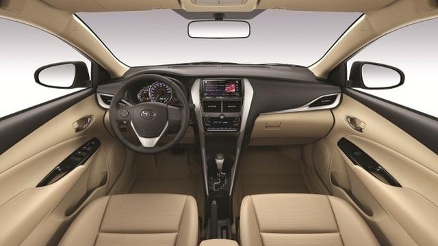 Toyota tặng quà hấp dẫn nhất trong năm cho khách hàng mua xe Vios 2019 - 4