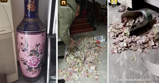 Con gái làm vỡ bình hoa, vợ vô tình phát hiện ra bí mật của chồng sau 13 năm! - 3