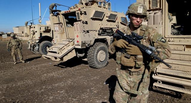 Mỹ có thể điều 120.000 quân tới Trung Đông đối phó Iran - 1