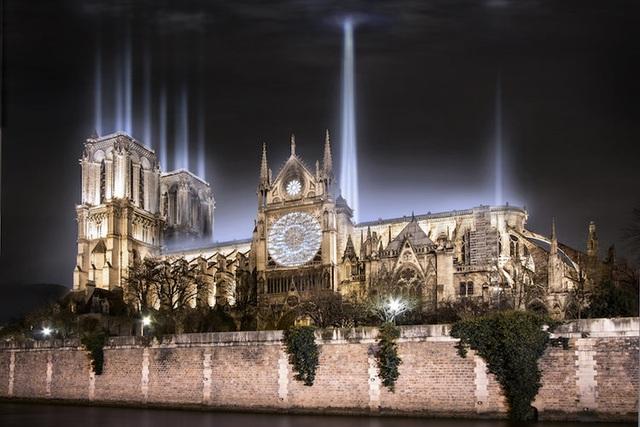 Diện mạo mới của nhà thờ Đức Bà Paris trông như thế nào? - 5