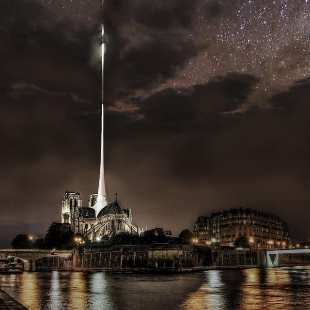Diện mạo mới của nhà thờ Đức Bà Paris trông như thế nào? - 8
