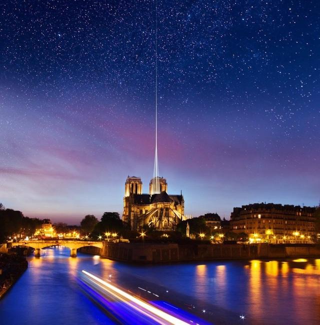 Diện mạo mới của nhà thờ Đức Bà Paris trông như thế nào? - 12