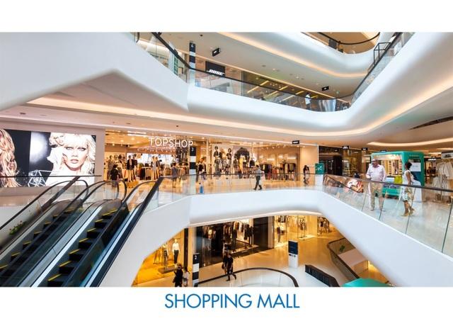 Vinaconex 3 xây dựng trung tâm thương mại lớn nhất tại Phổ Yên - Thái Nguyên. - 3
