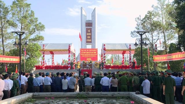Nghệ An, Thanh Hóa tổ chức lễ an táng hài cốt liệt sĩ hy sinh tại Lào - 3