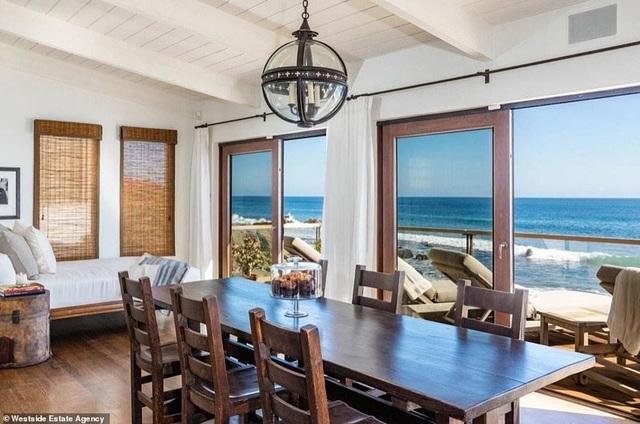 Ngắm nhà sang trọng giá 7,5 triệu USD của Cindy Crawford - 1