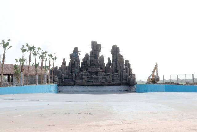 Sắp khai trương công viên nước Thanh Hà lớn nhất Hà Nội. - 2