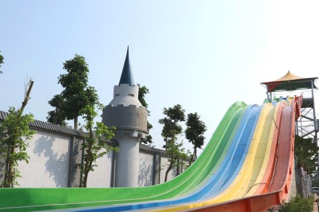 Sắp khai trương công viên nước Thanh Hà lớn nhất Hà Nội. - 4