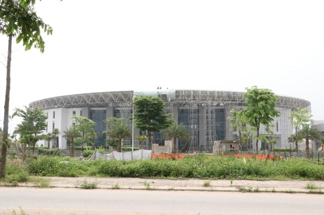 Sắp khai trương công viên nước Thanh Hà lớn nhất Hà Nội. - 11
