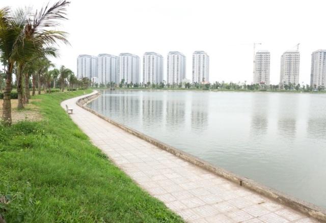 Sắp khai trương công viên nước Thanh Hà lớn nhất Hà Nội. - 12