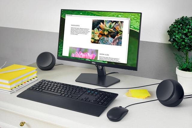 Dell SE2219HX - Màn hình viền siêu mỏng, giá chỉ 2,89 triệu - 1