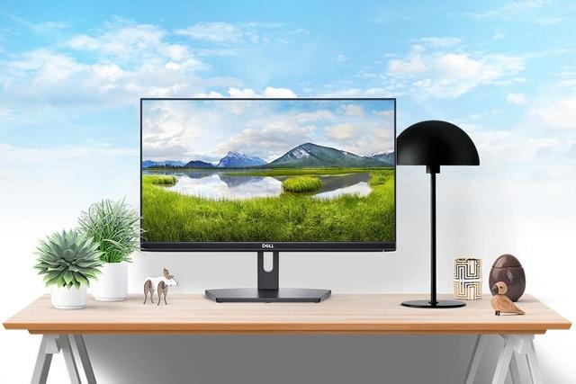 Dell SE2219HX - Màn hình viền siêu mỏng, giá chỉ 2,89 triệu - 2
