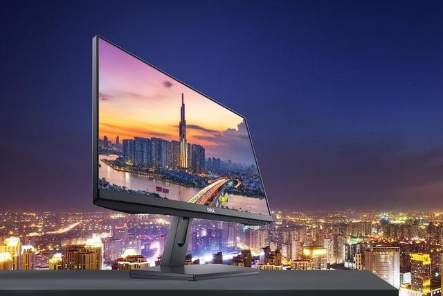 Dell SE2219HX - Màn hình viền siêu mỏng, giá chỉ 2,89 triệu - 4