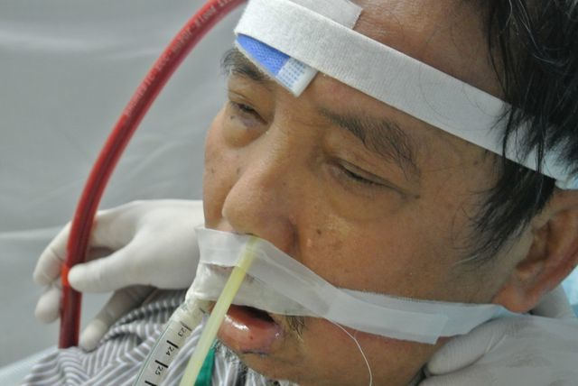 Người lính Trường Sơn mắc cúm A/H1N1 được bạn đọc Dân trí giúp đỡ hơn 60 triệu đồng - 2