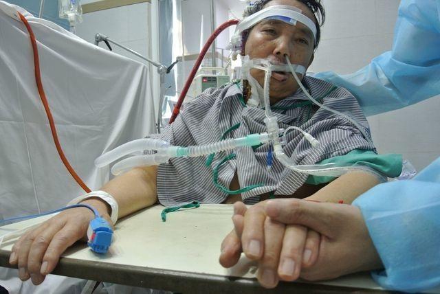 Người lính Trường Sơn mắc cúm A/H1N1 được bạn đọc Dân trí giúp đỡ hơn 60 triệu đồng - 1