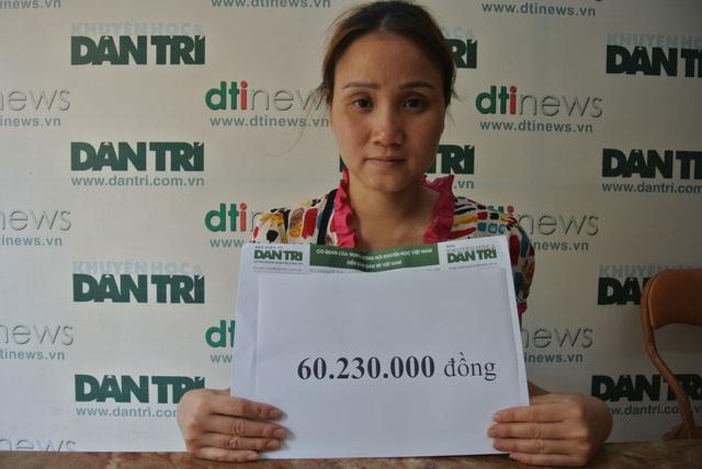 Người lính Trường Sơn mắc cúm A/H1N1 được bạn đọc Dân trí giúp đỡ hơn 60 triệu đồng - 4