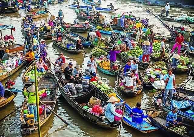 Khám phá sông nước miệt vườn Đồng Bằng sông Cửu Long - 2