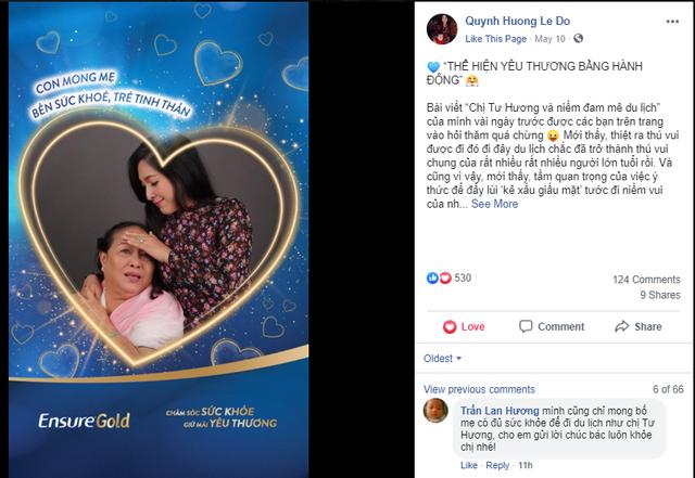 """""""Giữ mãi yêu thương"""" – Nâng niu sức khỏe mẹ qua năm tháng - 2"""