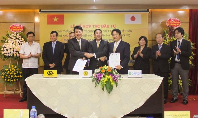 Tập đoàn NG hợp tác đầu tư tổ chức khu Technopark Việt Nam – Nhật Bản - 1