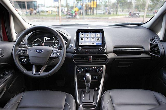 Có tiếng động lạ ở ghế trước, Ford EcoSport bị triệu hồi tại Việt Nam - 2