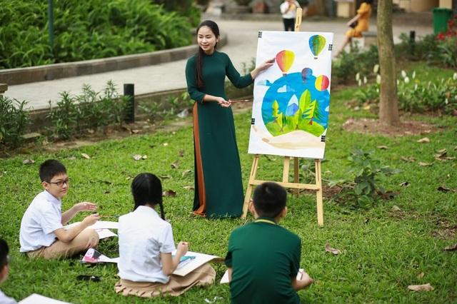 Giá trị của môi trường học cho con - 3