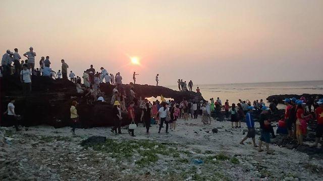 Quảng Ngãi: Khuyến nghị du khách bảo vệ cổng Tò Vò - 2