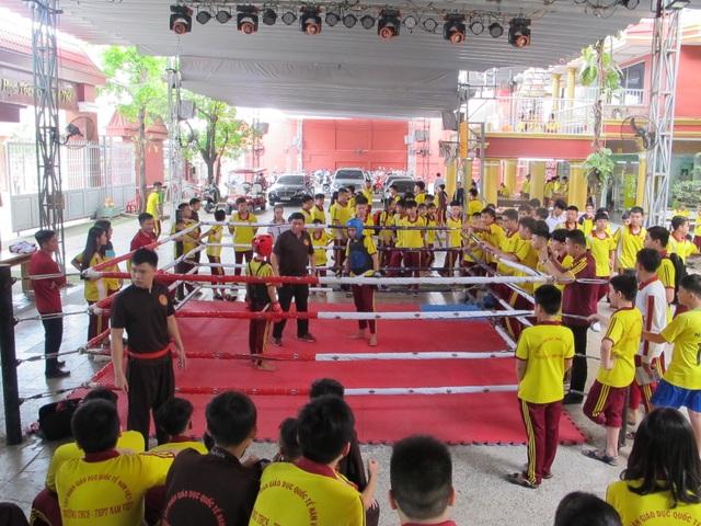 Tập đoàn giáo dục Quốc tế Nam Việt được giao chỉ tiêu tuyển sinh 850 học sinh lớp 10 - 4