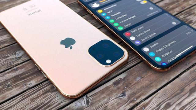 Chùm ảnh cho thấy thiết kế hoàn chỉnh và mới mẻ của bộ 3 iPhone 2019 - 3