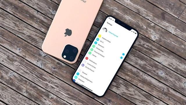 Chùm ảnh cho thấy thiết kế hoàn chỉnh và mới mẻ của bộ 3 iPhone 2019 - 5