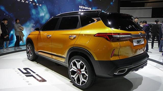 Kia hé lộ hình ảnh mẫu SUV cỡ nhỏ hoàn toàn mới - 6