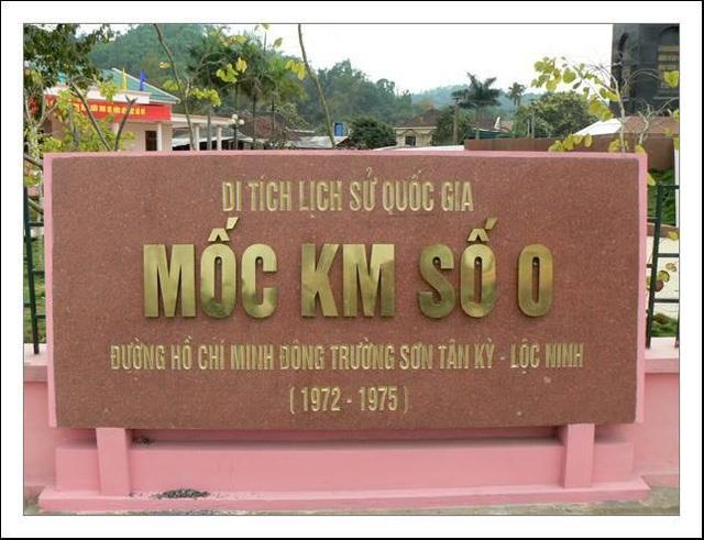 Km số 0trên con đường huyền thoạiđược công nhận điểm du lịch xứ Nghệ - 4