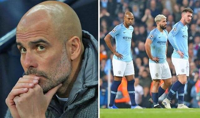 Man City có nguy cơ bị cấm thi đấu ở Champions League - 1