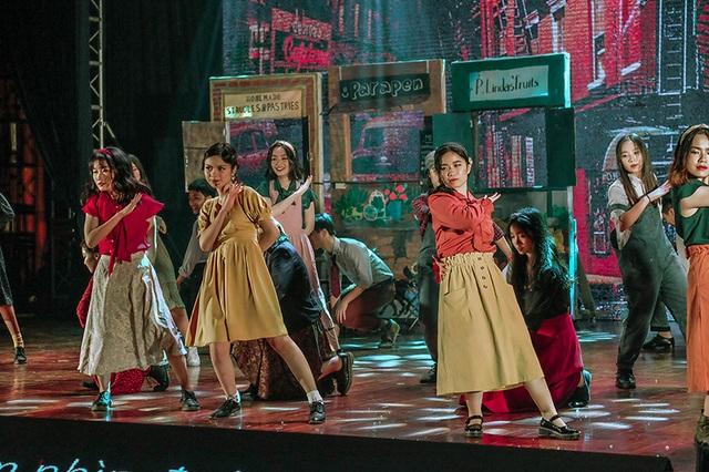 Tìm lại New York xưa với vở nhạc kịch của học sinh chuyên Ams - 1