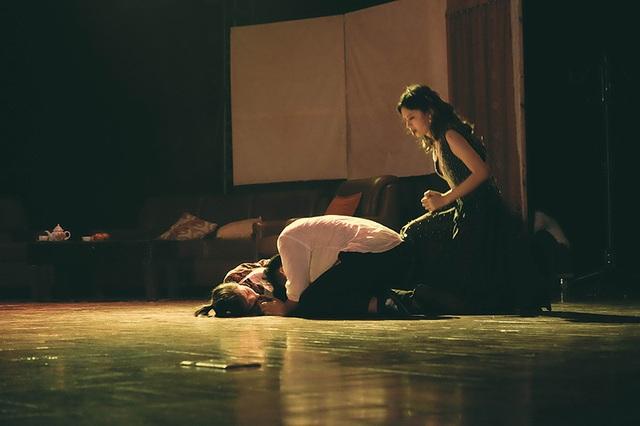 Tìm lại New York xưa với vở nhạc kịch của học sinh chuyên Ams - 11