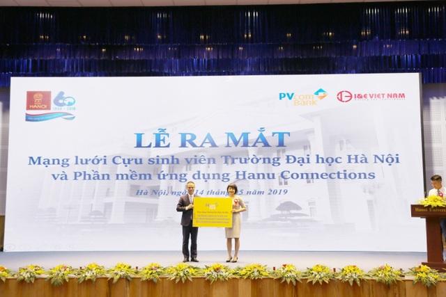 PVcomBank tài trợ Hệ thống kết nối cựu sinh viên trên ứng dụng di động đầu tiên tại Việt Nam - 1
