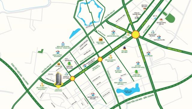 Bắc Ninh sắp ra mắt dự án BĐS chuẩn 4 sao ngay trung tâm thành phố - 1